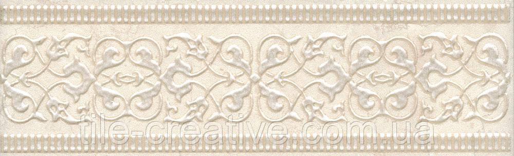Керамическая плитка Бордюр Резиденция 20х6,3х8 HGD\A114\7169