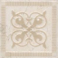 Керамическая плитка Вставка Резиденция обрезной 9,6х9,6х9,5 AD\A330\SG4539
