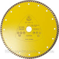 Алмазный отрезной круг Klingspor Kronenflex DT 60 U 115 x 22.23 Клингспор Кроненфлекс 313637 артикул