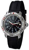 Мужские механические наручные часы Восток командирские с ручным заводом 38