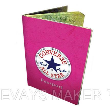 Обложка на паспорт Конверс, фото 2