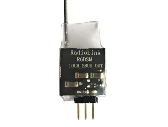 Приемник мини Radiolink R6DSM SBUS для авиамоделей