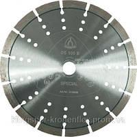 Алмазный отрезной круг Klingspor Kronenflex DS 100 B 350 x 25.4 Клингспор Кроненфлекс 313703 артикул