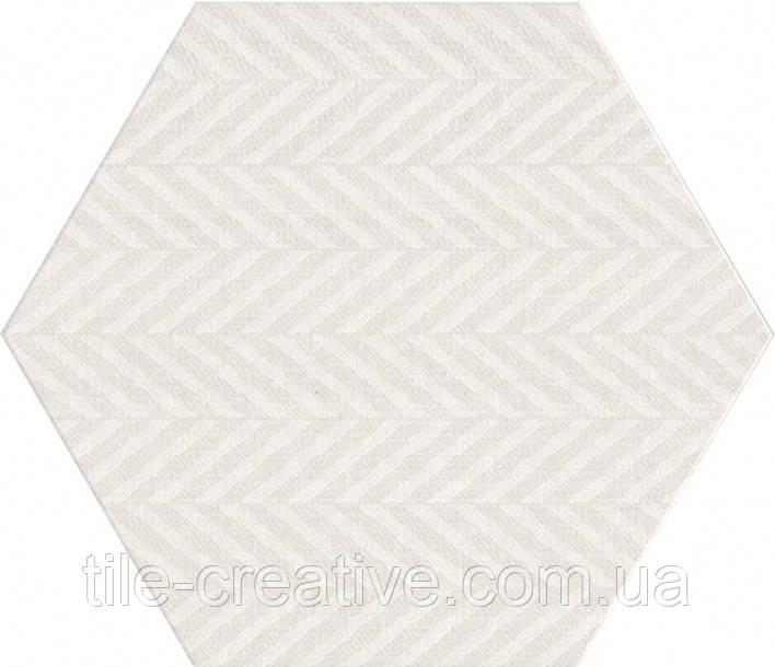 Керамическая плитка Багатель светлый 20х23,1х6,9 24011