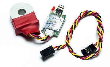 Датчик сили струму FrSky FCS-150A 150A S. Port для телеметрії (SV)
