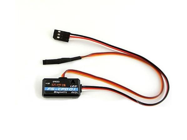 Датчик оборотов магнитный FlySky FS-CPD01 для телеметрии