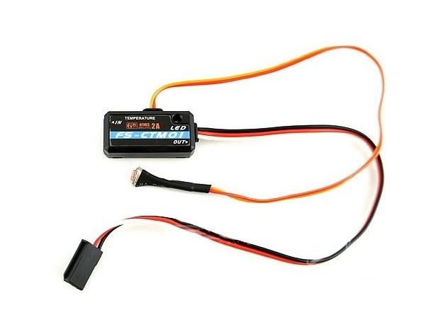 Датчик температуры FlySky FS-CTM01 для телеметрии