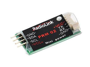 Датчик телеметрии Radiolink PRM-02 для подключения к Pixhawk/APM (SV)