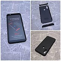 Пластиковый чехол накладка LikGus 360 для Xiaomi (Ксиоми) Redmi Note 6 / Note 6 Pro