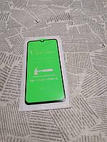 Защитное гибкое стекло на весь экран с полной проклейкой для Xiaomi (Ксиоми) Mi 9 Se (Черное)