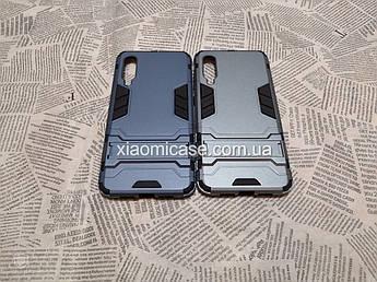 PC + TPU Armor Metal чехол для Xiaomi (Ксиоми) Mi 9