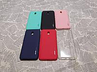TPU чехол накладка Smitt для Xiaomi (Ксиоми) Redmi 8A