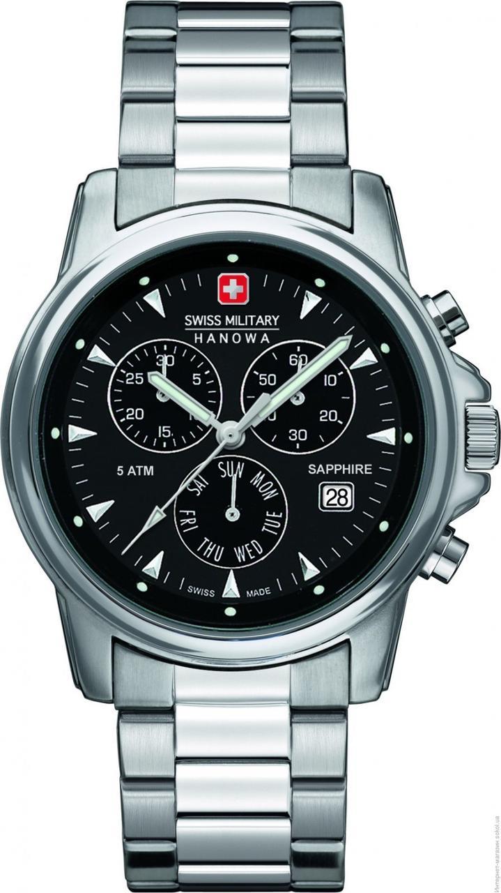 Мужские часы Swiss Military  06-5232.04.007