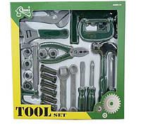 Набор инструментов T218E(G) в коробке 36*4*33см
