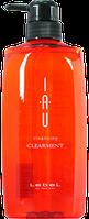 Очищающий аромашампунь для ежедневного ухода Lebel IAU Cleansing Clearment 600мл