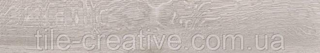 Керамический  гранит Арсенале серый светлый обрезной 20х119,5х11 SG515900R
