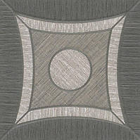 Керамический  гранит Вставка Лоредан серый 10х10х7,8 SG953200N\7