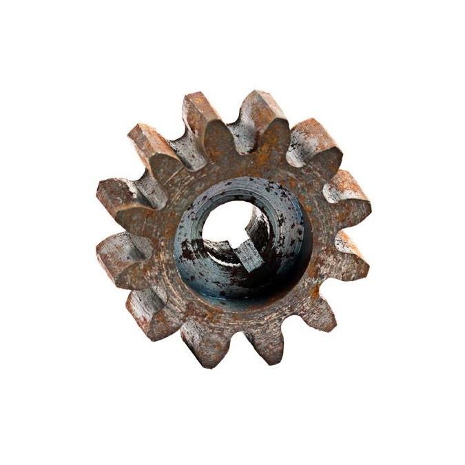 Шестерня на бетономішалку Дніпро-М D69/17 Z12