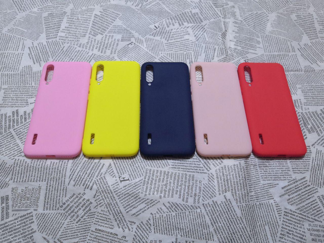 TPU чехол Candy накладка бампер для Xiaomi (Ксиоми) Mi 9 Lite / Mi CC9 / Mi A3 Pro