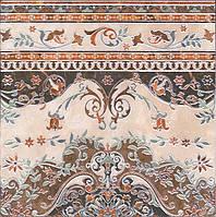 Керамический  гранит Декор Мраморный дворец ковёр лаппатированный 40,2х40,2х8 HGD\A175\SG1550L