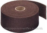 Нетканый абразивный материал Klingspor NRO 400 115 x 10000 very fine Клингспор 258886 рулон