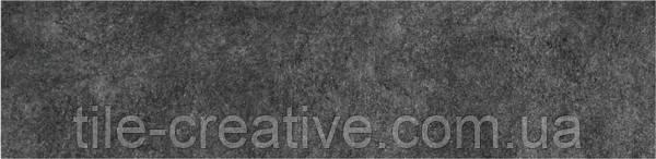 Керамічний граніт Подступенок Королівська дорога чорний обрізний 60х14,5х11 SG615000R\4