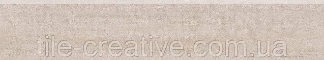 Керамический гранит Плинтус Про Дабл беж обрезной 60х9,5х11 DD201400R\3BT