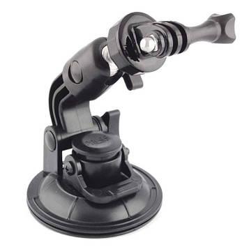 Кріплення-присоска SJCam поворотна кругова для камер SJ4000, SJ5000, M10 (SV)