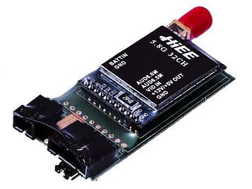 Відеопередавачі HIEE 5.8 GHz TS3202 200mW 3S-6S 32 каналу для FPV систем 800м (SV)