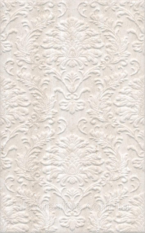 Керамічна плитка Пантеон світлий беж структура 25х40х8 6339