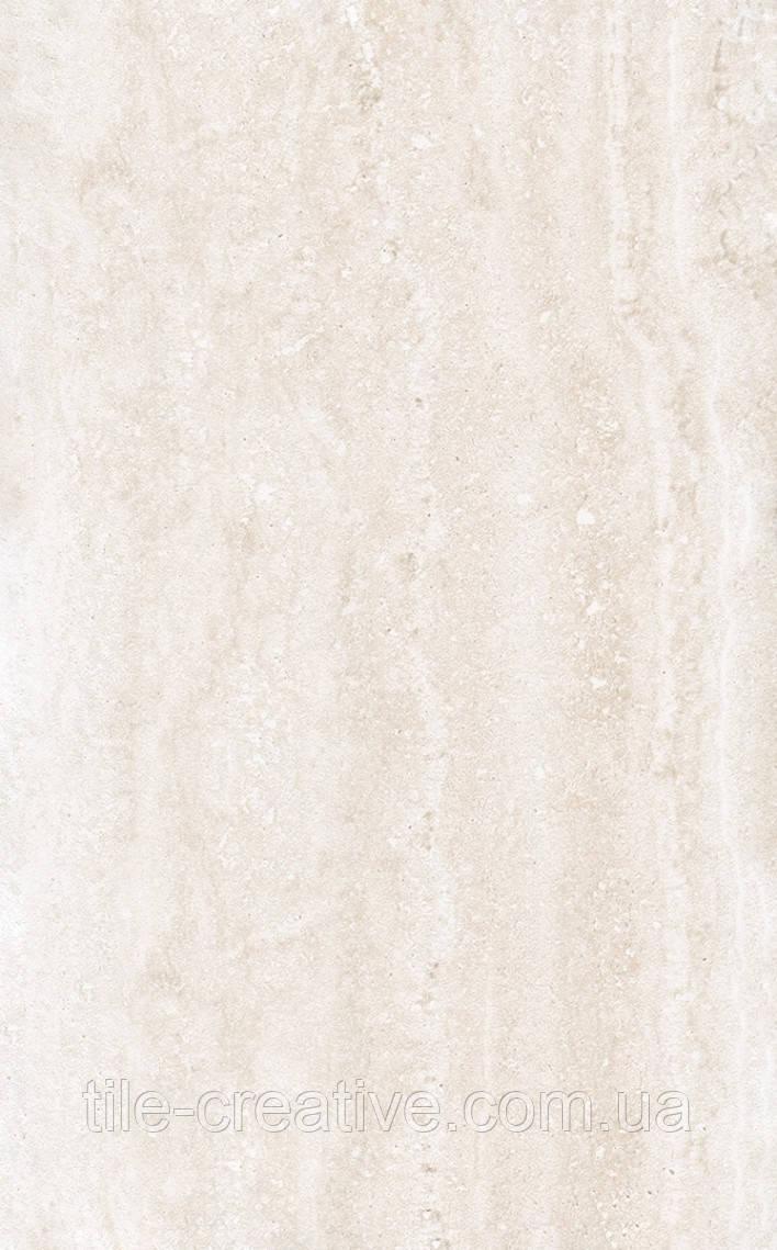 Керамічна плитка Пантеон світлий беж 25х40х8 6337