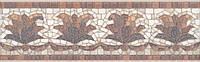 Керамическая плитка Бордюр Пантеон лапатированный 25х7,7х8 HGD\A232\6000L