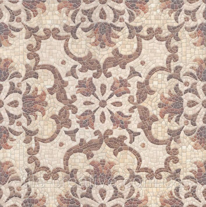 Керамическая плитка Декор Пантеон ковер центр лапатированный 40,2х40,2х8 HGD\A234\SG1544L