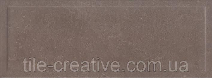 Керамическая плитка Орсэ коричневый панель15х40х9,3 15109