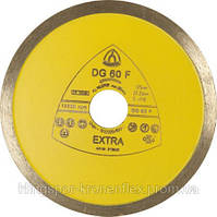 Алмазный отрезной круг Klingspor Kronenflex DG 60 F 200 x 30/25.4 Клингспор Кроненфлекс 313644 артикул