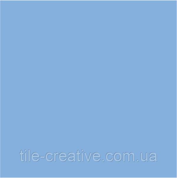 Керамическая плитка Калейдоскоп блестящий голубой 20х20х6,9 5056 N