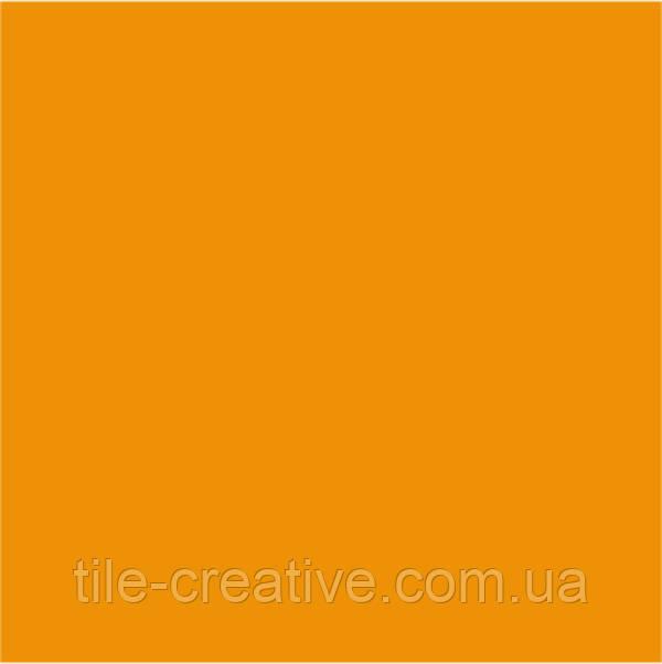 Керамическая плитка Калейдоскоп блестящий оранжевый 20х20х6,9 5057 N