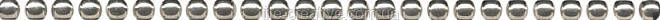 Керамическая плитка Карандаш Бисер платина 20х0,6х11 POD016