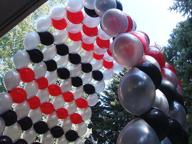 Надувной шар Gemar А50 пастель ассорти, 5' (13 см) 100 шт