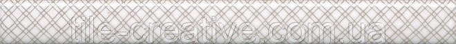 Керамическая плитка Карандаш Клетка 20х2х9 PFE001