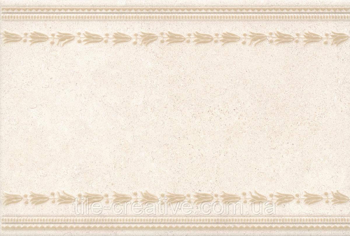 Керамическая плитка Декор Золотой пляж Орнамент 20х30х6,9 STG\A572\8262