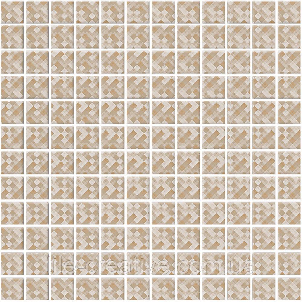 Керамічна плитка Мозаїка Золотий пляж 29,8х29,8х3,5 20100