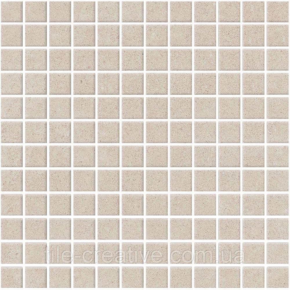 Керамическая плитка Мозаика Золотой пляж светлый 29,8х29,8х3,5 20097