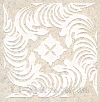 Керамічний граніт Вставка Золотий пляж світлий беж 4,9х4,9х8 AD\A291\SG9223