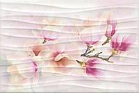 Керамическая плитка Декор Карнавал в Венеции Ветка Магнолии 20х30х6,9 HGD\A196\8275