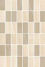 Керамическая плитка Декор Летний сад беж мозаичный 20х30х6,9 MM8278