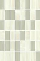 Керамическая плитка Декор Летний сад фисташковый мозаичный 20х30х6,9 MM8279