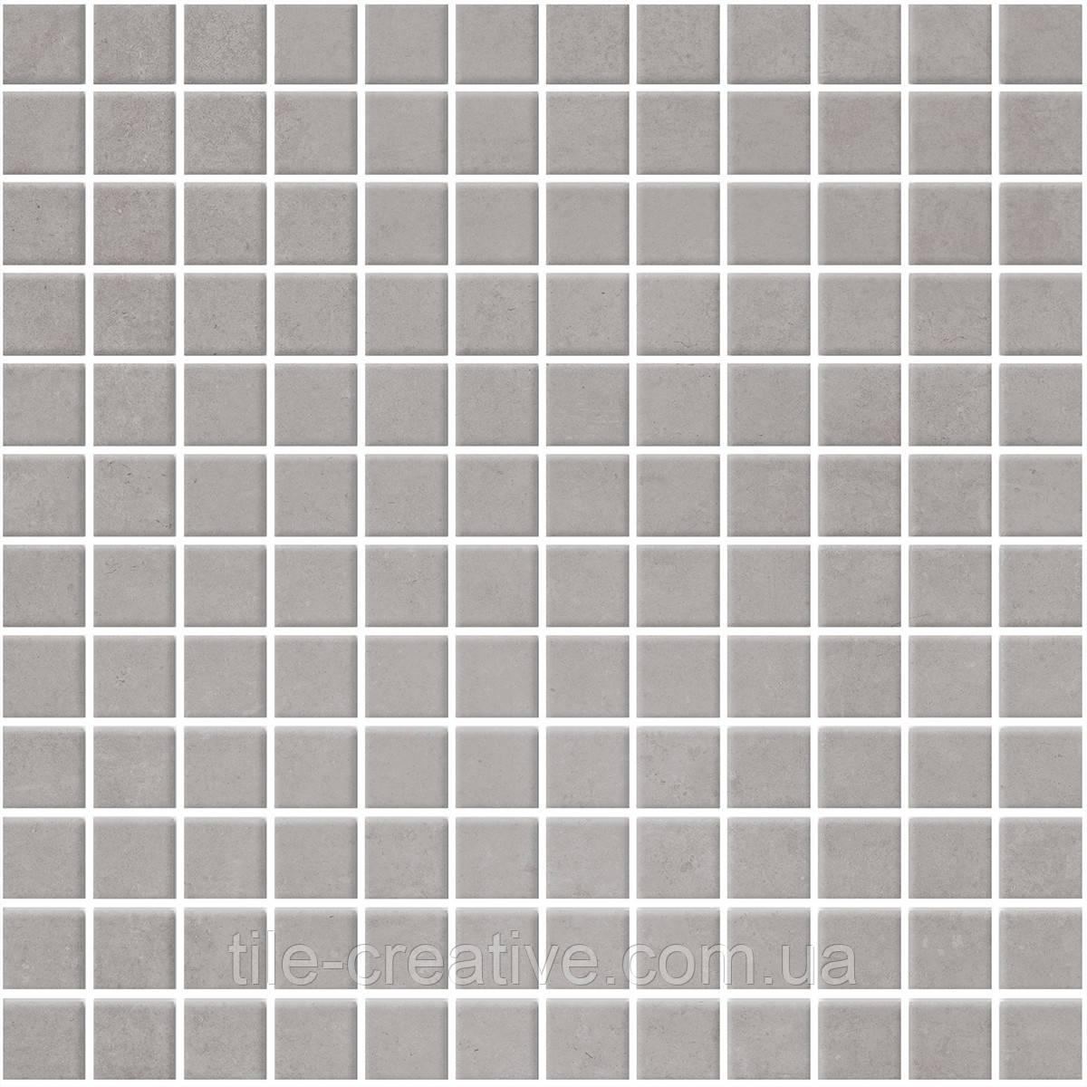 Мозаика Кастелло серый 29,8х29,8х3,5 20106