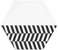Керамическая плитка Декор Буранелли ёлочка 20х23,1х7 NT\A207\SG2300