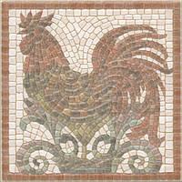 Керамическая плитка Декор Виченца Петух 15х15х6,9 HGD\A136\17000